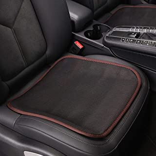 Car Heated Seat Cushion, 12V Car Rear Heated Seat Cushion, USB Electric Heating Pad Cover, Professional Heated Rear Seat Cushion for Cold Weather and Winter Driving
