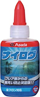 アサダ RT201B ナイログ青ガス漏れ防止剤(全フロン対応)