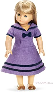 "Private School Purple Dress - Fits 18"" American Girl Dolls"