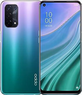 OPPO A54 5G 【日本正規代理店品】 ファンタスティックパープル SIMフリー版 Android simfree スマホ 本体 急速充電 長持ちバッテリー 大画面 スマートフォン シムフリー Android11 高性能カメラ