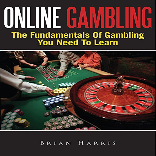 Online Gambling audiobook cover art
