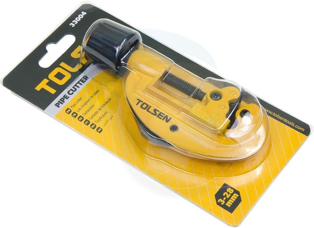 Tolsen Pipe Cutter 3-28mm 1 8-1 Max 82% OFF 64 7 Copper Aluminum Cu PVC Classic