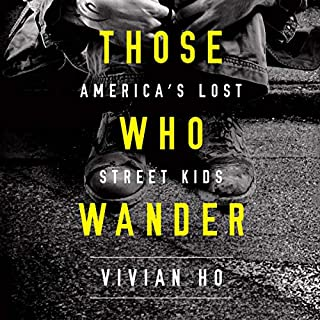 Those Who Wander audiobook cover art