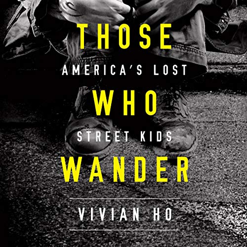 Those Who Wander cover art
