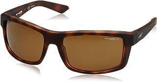Men's An4216 Corner Man Rectangular Sunglasses