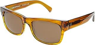 Tres Noir Men's Upstart Square Sunglasses