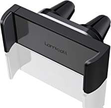 Car Phone Mount, Lamicall Car Vent Holder : Universal Stand Cradle Holder Compatible with Phone Xs Max XR 8 X 8P 7 7P 6S 6P 6, Samsung Galaxy S5 S6 S8 S9, Google, LG, Huawei, Other Smartphone - Gray