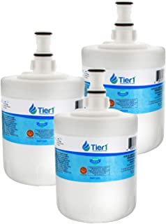 Tier1 Replacement for Whirlpool 8171413, Kenmore 9002, EDR8D1, 469002, 8171414 Refrigerator Water Filter 3 Pack