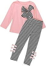 SRYSHKR Toddler Baby Girls Denim Dress Long Sleeve Princess Tutu Dress Cowboy Clothes