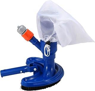 Decdeal - Aspirador de vacío de precisión para piscinas (sin barra)
