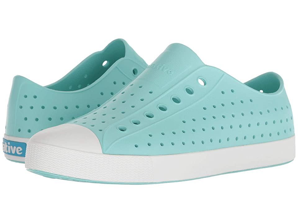 Native Shoes Jefferson (Sherbert Blue/Shell White) Shoes