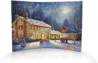 Trend Setters National Lampoon's Christmas Vacation Curved Acrylic Print - Home Decor Thomas Kinkade Artwork 10
