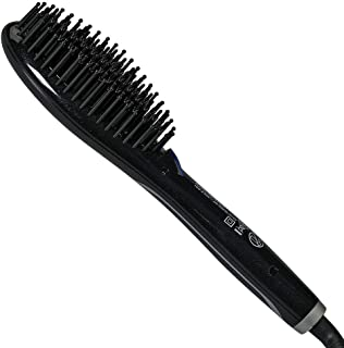 Silver Bullet Hybrid Straightening Hot Brush