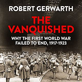 The Vanquished cover art