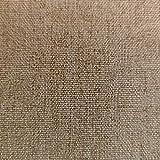 intessutoitalia Tela Antimanchas para Sofá,Tapiz Decorativo Acolchado,Sillas (140cm x 100cm=1 Unidad)Kenia en 22 Variantes de Color (Camel)