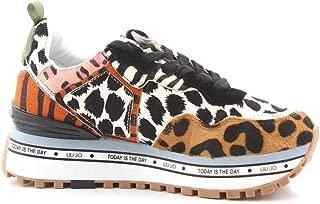 LIU JO Luxury Fashion Womens BXX051PX072S19C1 Multicolor Sneakers | Fall Winter 19