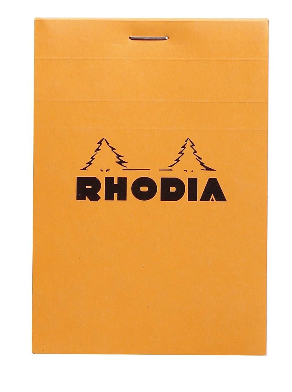 処理かけがえのない村ロディア ブロックロディア 9冊+1冊サービス  ハンディサイズメモ用紙 RH12200 No.12 80枚