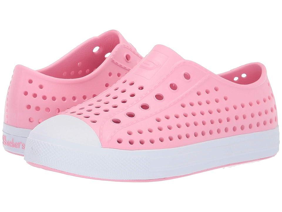 SKECHERS KIDS Guzman 2.0 Splash Brights (Little Kid/Big Kid) (Pink) Girl