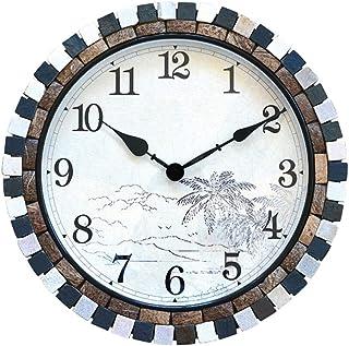 Wall Clock Non-Ticking Wall Clock الحد الأدنى الحديث ساعة الحائط كتم الرئيسية أزياء كوارتز ساعة الحائط Modern Wall Clock D...