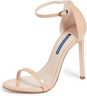 Stuart Weitzman Women's Nudist 110mm Sandals