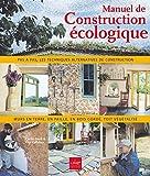 Manuel de construction écologique