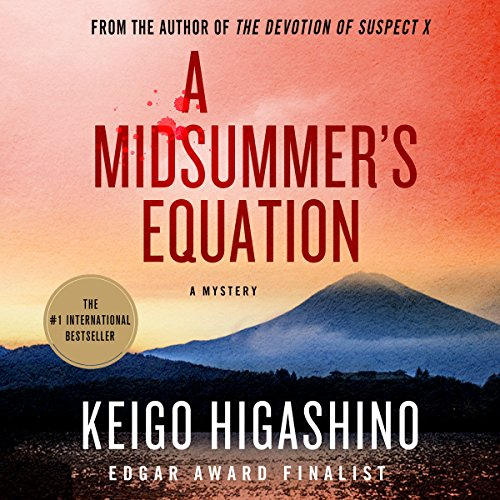 A Midsummer's Equation audiobook cover art