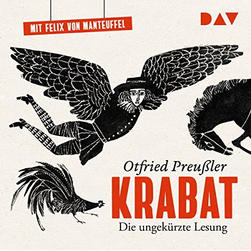 Krabat audiobook cover art
