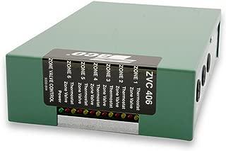 taco 6 zone valve control