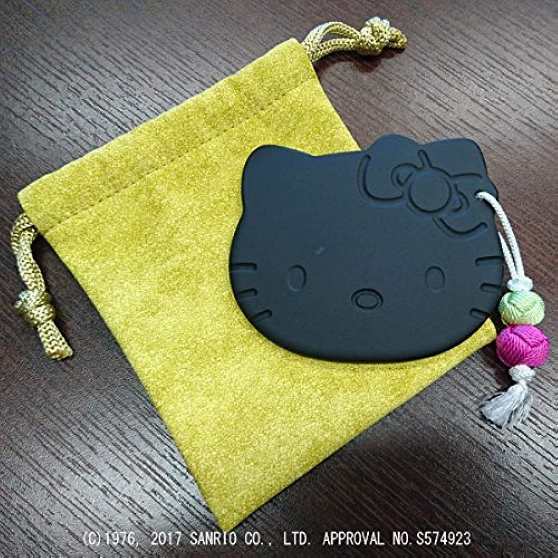 粘土動詞異邦人大木工藝:ハローキティ カーボンかっさ OGC-CS01-K
