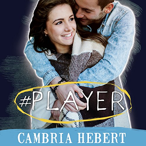 #Player audiobook cover art