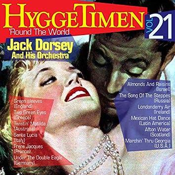 Hyggetimen Vol. 21, 'Round The World