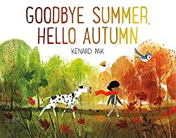 Kids books about autumn
