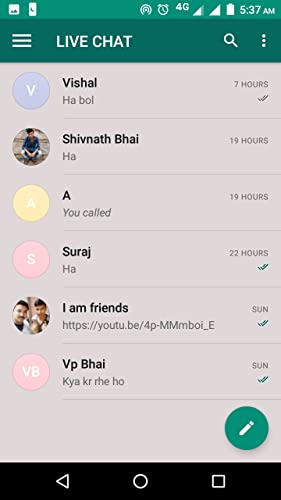 Live chat free video chat and calling app