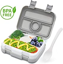 N//A Gresunny Lunch Box coibentato Scatola Pranzo in Acciaio Inox scatole Termiche Impermeabili a 3 Strati Guarnizione a Tenuta Portatile bento Box Contenitore Pranzo per Ufficio Scolastico Picnic