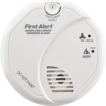 First Alert SA300 Smoke Detector Alarm