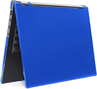mCover Hard Shell Case for 2019 15 6  Lenovo Yoga Chromebook C630 Series 2-in-1 Laptop Computer  NOT Fitting Other Lenovo Yoga Chromebook laptops   Yoga-CB-C630 Blue