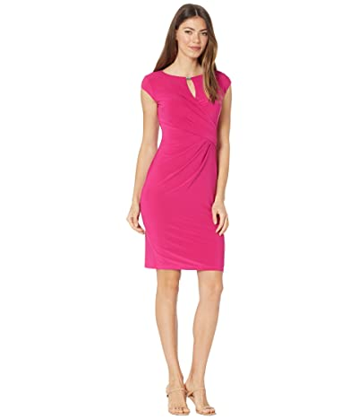LAUREN Ralph Lauren Cap Sleeve Day Dress Women
