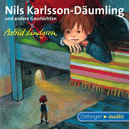 Nils Karlsson-Däumling cover art