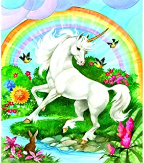 SUNSOUT INC Unicorn 200 pc Jigsaw Puzzle