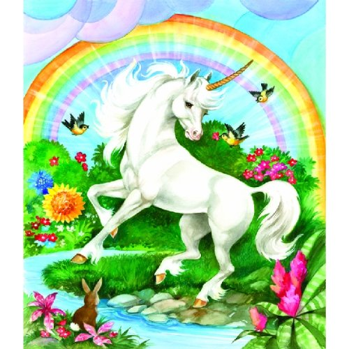 SUNSOUT INC Unicorn 200 pc Jigsaw Puzzle