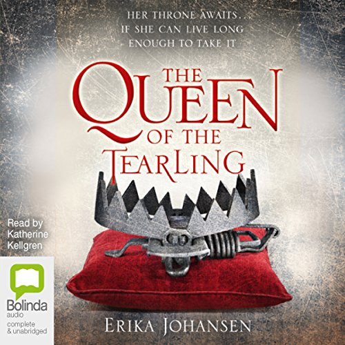 The Queen of the Tearling cover art