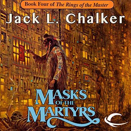 Masks of the Martyrs audiobook cover art