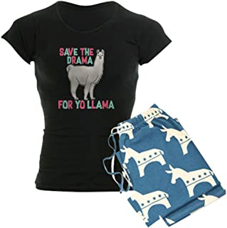 Save The Drama for Yo Llama Women's PJs