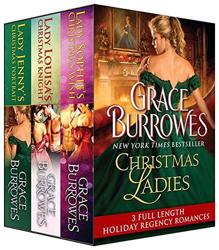 Christmas Ladies: 3 Full-Length Holiday Regencies (Windham Series)
