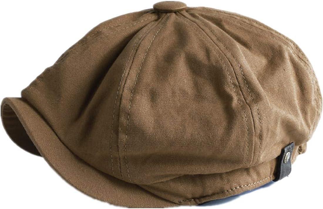 Men Vintage Limited price sale Clearance SALE! Limited time! Painter Beret Caps Octagonal Cap Cabb Newsboy Summer