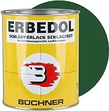 Schlepperlack, GÜLDNER GRÜN, 750 ml, Traktor, Trecker, Frontlader, lackieren, Farbe, restaurieren, schnelltrocknend, decke...