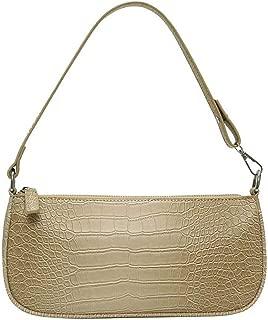 Retro Alligator Pattern Women Messenger Handbags Casual Solid Shoulder Bags for women