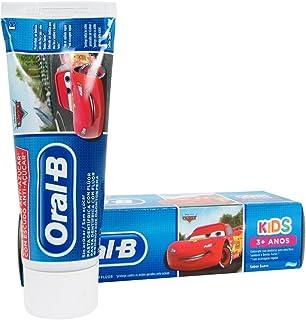 Oral B Kids Cars Children's Toothpaste 75ml [並行輸入品]