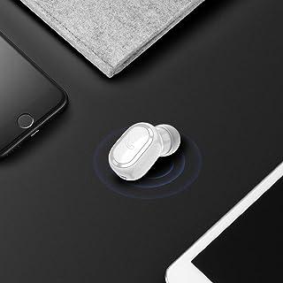 Hejia - Mini auriculares inalámbricos con Bluetooth, Bluetooth 5.0 en el oído, manos libres, cancelación de ruido, apto pa...