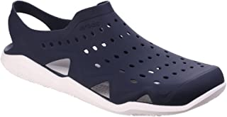 Crocs Mens Swiftwater Wave Beach Shoes